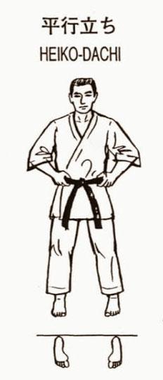 heiko-dachi