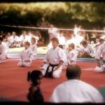 Karate Zarateño en el Club Ciudad de Buenos Aires