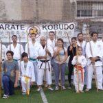 Clase abierta de Kobudo en el Club Paraná