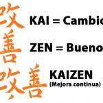 Método Kaizen para el karate y la vida cotidiana