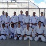 Sensei Salbuchi viajó a Brasilia para compartir Uechi Ryu